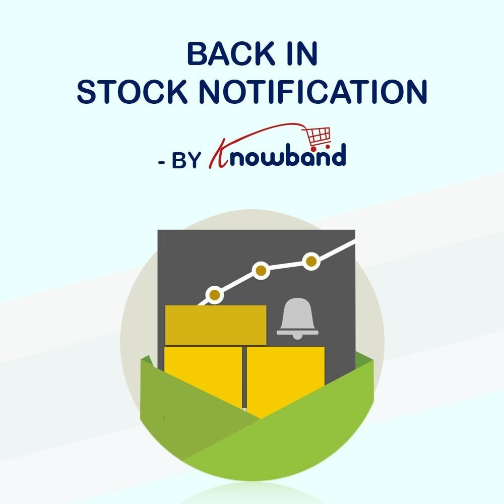 Knowband - Back in Stock Notification Module