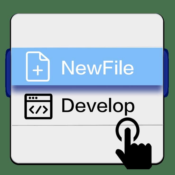 PowerRightMenu – Fast New File 2.0