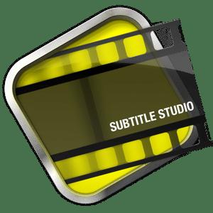 Subtitle Studio – A complete subtitle solution