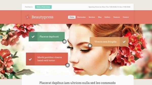 Themes Kingdom BeautyPress