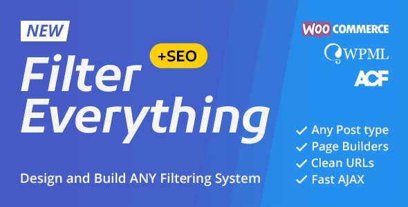 Filter Everything - WordPress & WooCommerce Product Filter
