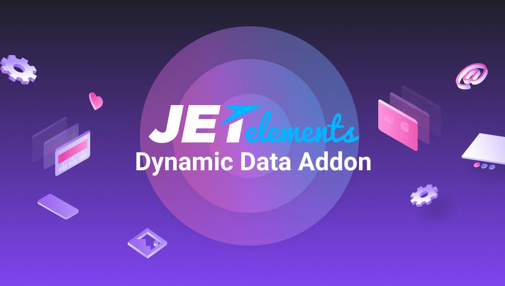 JetElements Dynamic Data