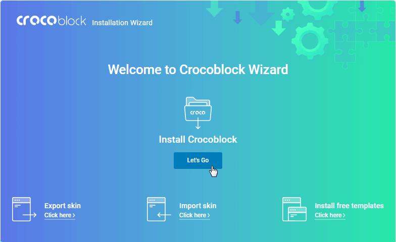 crocoblock-wizard
